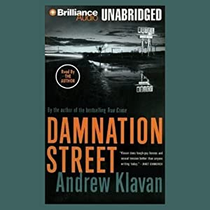 Damnation Street Audiobook