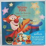 Hallmark Interactive KOB8100 Disney's Winnie the Pooh Tigger the Magician Book 2