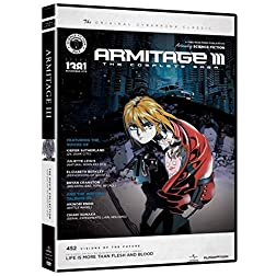 Armitage III: Movie Collection Classic