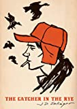J.D Salinger Catcher In The Rye Holden Caulfield Reproduction A4 Poster / Print 260GSM Photo Paper *2