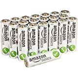 AmazonBasics AA Performance Alkaline Batteries [Pack of 20]