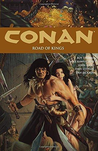 Conan Volume 11: Road of Kings (Conan 11)
