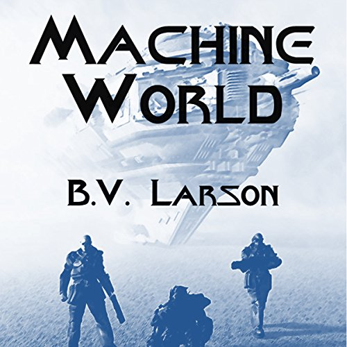 Machine World: Undying Mercenaries, Book 4