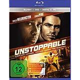 "Unstoppable - Au�er Kontrolle (+ DVD + Digital Copy) [Blu-ray]von ""Denzel Washington"""