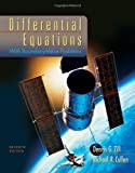 img - for Differential Equations with Boundary-Value Problems book / textbook / text book