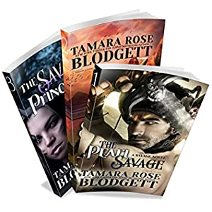The Savage Series: Alpha Warriors of the Band: Box Set (Books 1-3)