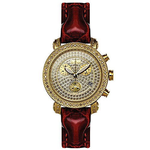 Joe Rodeo crotalo reloj de pulsera para mujer - PASSION oro 0.6 estación