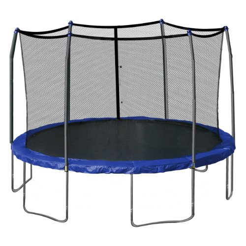 skywalker-trampolines-15-foot-round-trampoline-and-enclosure-with-spring-pad-blue