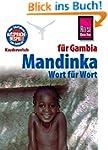 Kauderwelsch, Mandinka f�r Gambia Wor...