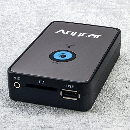 Bluetooth-USB-SD-AUX-Musik-Adapter-mit-Freisprecheinrichtung-inkl-Mikrofon-fr-Mazda-2-3-5-6-323-626-Demio-Premacy-RX8-MX-5