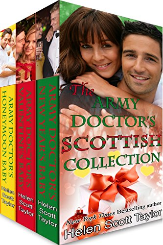 The Army Doctor's Scottish Collection: Three Christmas Romances PDF