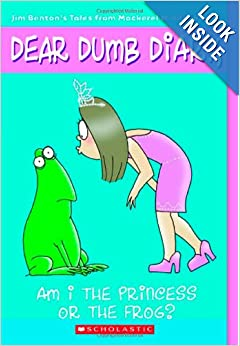 7 Dear Dumb Diary Books by Jim Benton - Paperback from Scholastic