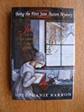 JANE AND THE UNPLEASANTNESS AT SCARGRAVE (Jane Austen Mystery) (055310196X) by Barron, Stephanie