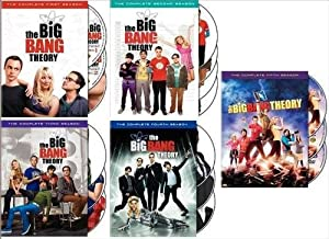 Big Bang Theory - Complete Season 1-5 Bundle