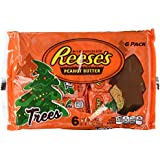 Reese's Holiday Peanut Butter Trees, 6-Count, 7.2-Ounce Package
