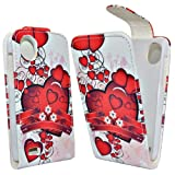 Accessory Master 5055716307 Leather Case for HTC Desire X