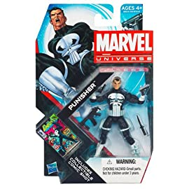 Punisher Marvel Universe Series 19 Action Figure