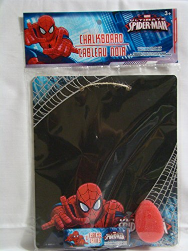 Marvel Ultimate Spider-man Chalkboard - 1