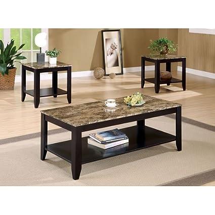 Winkelman 3 Piece Coffee Table Set