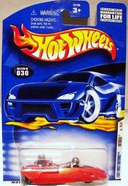 Mattel Hot Wheels 2001 First Editions Outsider No. 18/36 - 1