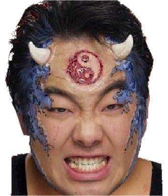 Woochie By Cinema Secrets Yin Ying Yang Tattoo Scar Effect Professional