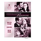 Essential Classic Romances: Gone With the Wind/Casablanca/Doctor Zhivagoby Humphrey Bogart
