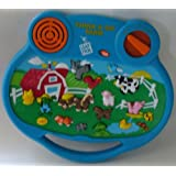 LEAP FROG ~ Think & Go Farm - Electronic Handheld Toy