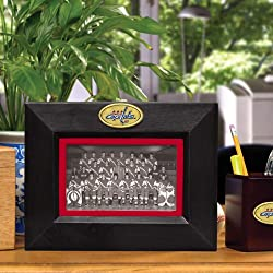 Washington Capitals Memory Company Landscape Picture Frame NHL Hockey Fan Shop Sports Team Merchandise