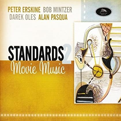 Alan Pasqua - Standards 2, Movie Music
