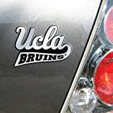 NCAA UCLA Bruins Chrome Automobile Emblem