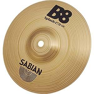 Sabian 8-inch B8 Splash Cymbal
