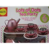 Lots of Dots Tea Party by Alex (Tamaño: 5 UNITS)
