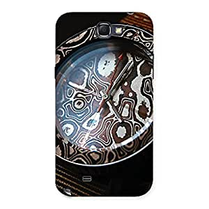 Stylish Royal Wrist Watch Multicolor Back Case Cover for Galaxy Note 2