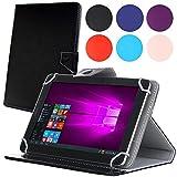 GSH タブレット PC マルチサイズケース 10インチ 汎用 スタンド機能付きレザーケース iPad ( 10.1インチ) A204YB Yahoo! BB 10インチ 対応 タッチペン付 ピンク