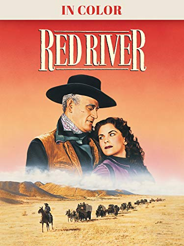 Red River (Colorized) on Amazon Prime Video UK