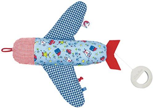 Kathe Kruse On Tour Musical Toy, Small Aircraft