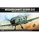 [Academy] 1/72 Messerschmitt Bf109E-3/4 (12499) /item# G4W8B-48Q23976