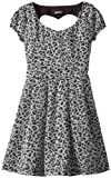 Amy Byer Girls 7-16 Heartback Dress