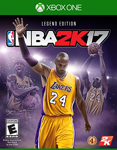NBA 2K17 - Legend Edition - Xbox One (Xbox One Consoles 2k Bundle compare prices)