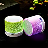 Original Music Walk - Bluetooth Speaker - Bluetooth LED Speaker - LED Speaker - FM Radio Speaker - Car Audio Speaker...