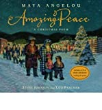 Book and Cd: Amazing Peace: A Christmas Poem (Hardback) - Common