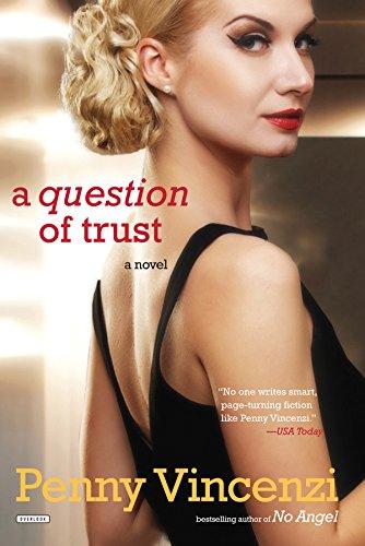 A Question of Trust A Novel [Vincenzi, Penny] (Tapa Dura)