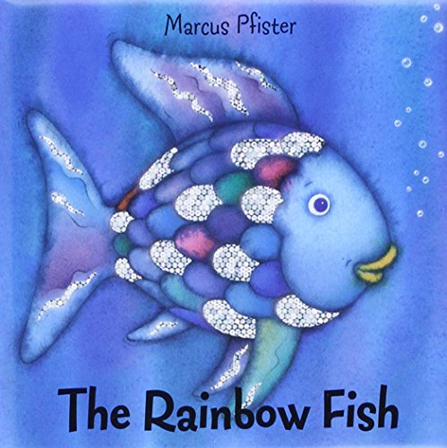 The Rainbow Fish Bath Book (Rainbow Fish Book compare prices)