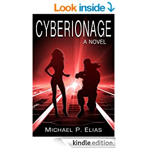 Cyberionage book cover
