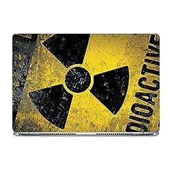 Posterboy Radioactive Laptop Skin (Multicolor)