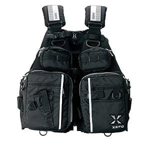 Shimano xefo floating game fishing vest for Fishing vest amazon