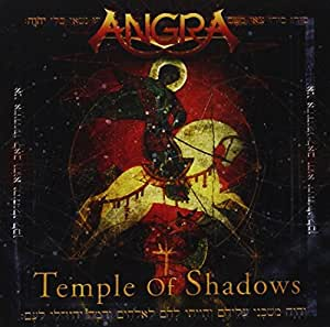 Temple of Shadows (version 1 cd)