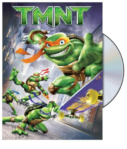 Teenage Mutant Ninja Turtles [DVD] [2007] [Region 1] [US Import] [NTSC]