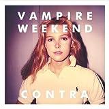 Vampire Weekend Contra by Vampire Weekend (2010) Audio CD