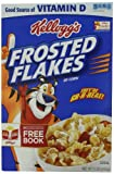 Kelloggs Frosted Flakes, 15 Ounce (Pack of 3)